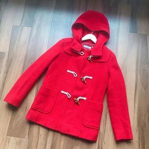 Uniqlo Wool Blended Duffle Coat